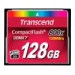Transcend CompactFlash 800X 128GB